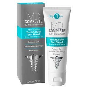 MD Complete Youthful Skin Sun Shield SPF 50 1.7oz.